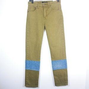 Lucky Brand Utility Slim Jeans